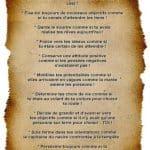 10 principes pour réussir ta vie