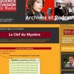 Emission de radio sur les potentialités (mystérieuses) de nos rêves