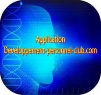 Application mobile développement personel