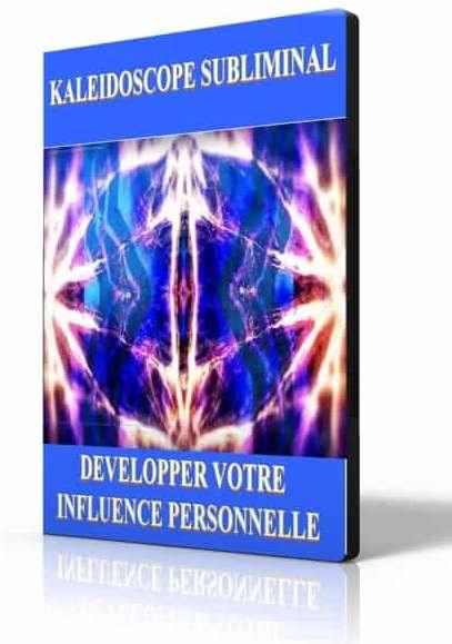 Coffret subliminal pour développer son influence personnel et se rendre attirant
