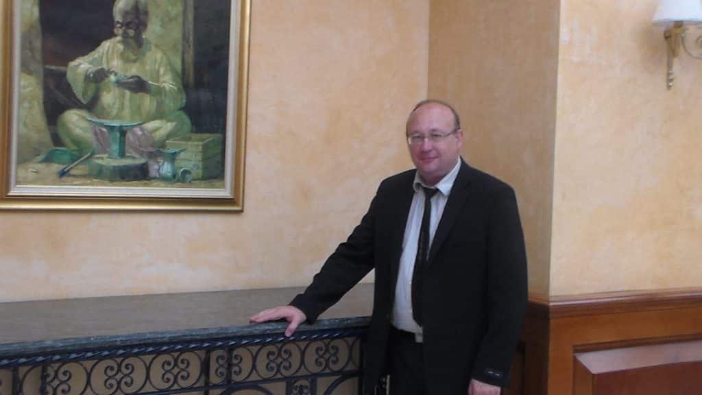 Didier Pénissard en développement personnel
