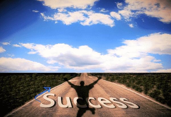 Seule la volonté farouche d'un individu peut-être un antidote à l'échec
