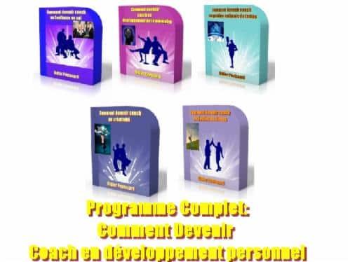 Formation devenir coach en développement personnel