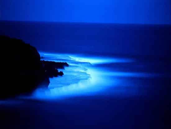 chromothérapie indigo ou la couleur des état de conscience méditatif