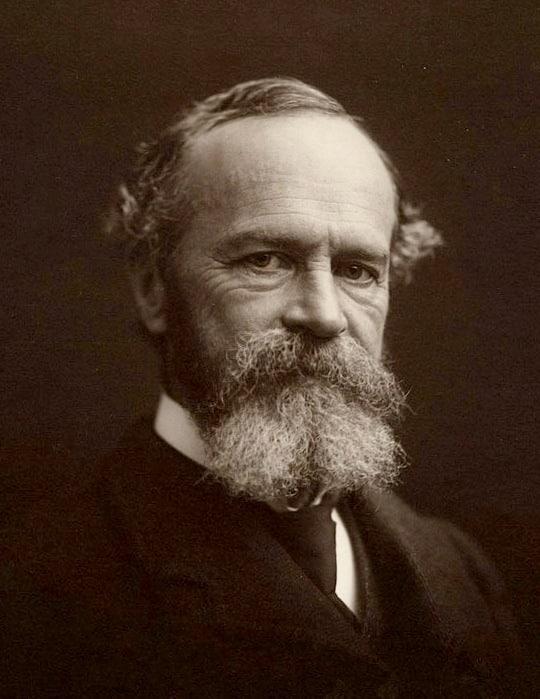 Le Docteur William JAMES est considéré comme le père de la psychologie moderne