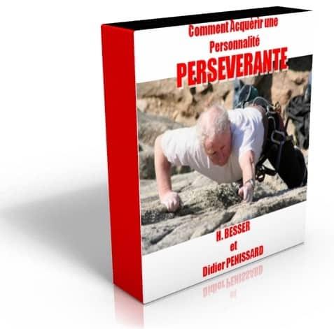 Programme complet pour renforcer votre persévérance