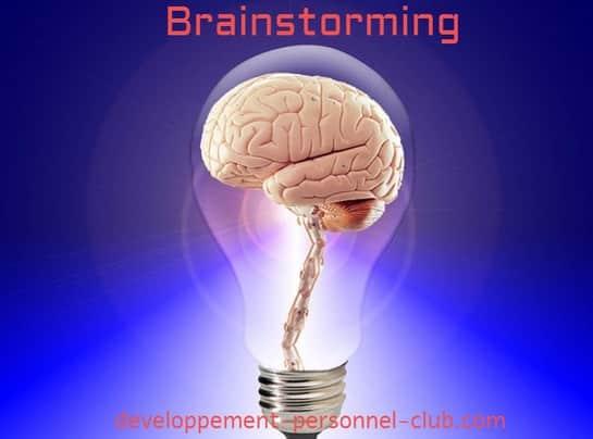 Pour réussir à produire le maximum d'idées avec votre brainstorming, le principe est d'interdire toute auto critique pendant la phase de créativité