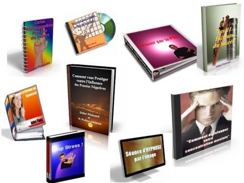Téléchargez vos 9 Cadeaux gratuits de développement personnel club. Ebook, Podcsat mp3 à télécharger