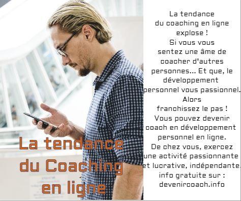 devenir coach en développement personnel
