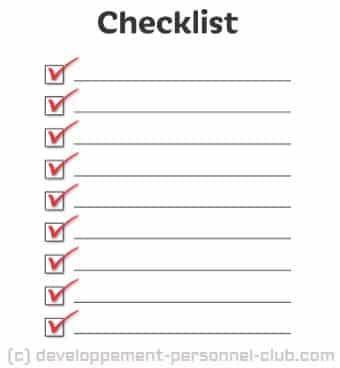 Comment prioriser ses taches consiste aussi à veiller bien à remplir votre to do list en fonction des actions urgentes et importantes