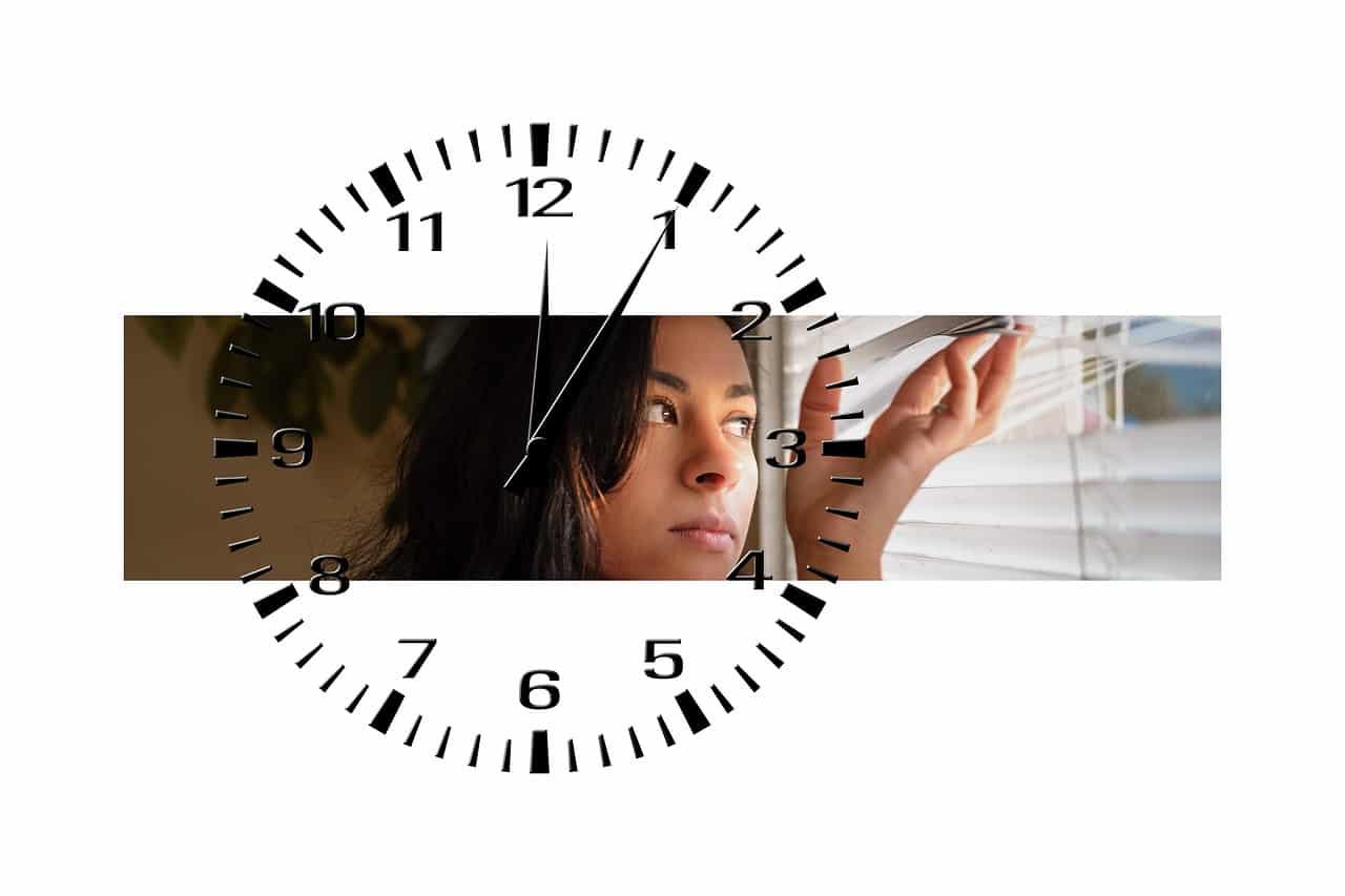 être toujours en retard est une source de stress chronique