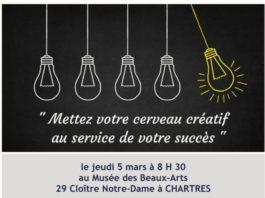 conférence Didier Pénissard à Chartres