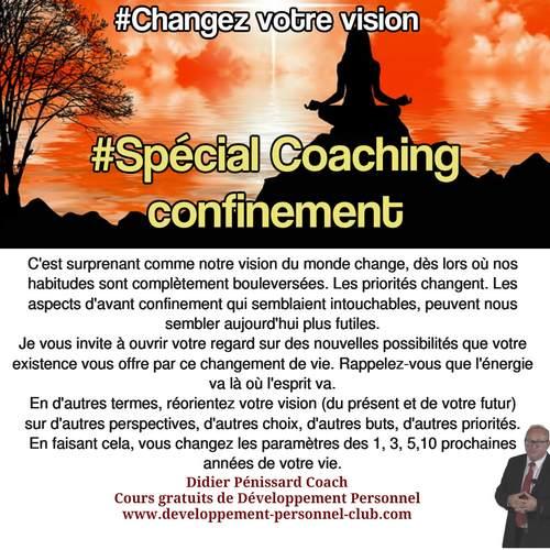 Comment  changez votre vision