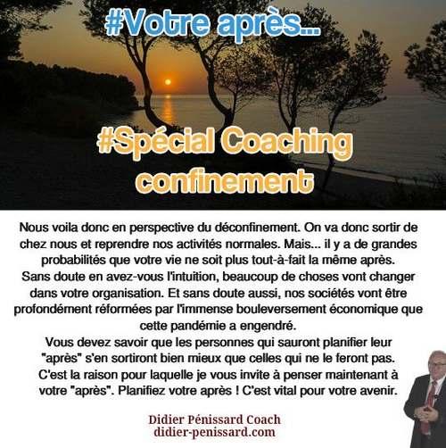 coaching confinement jour 31