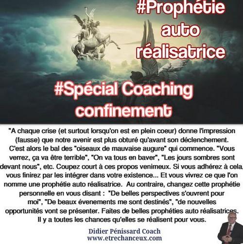 prophetie auto réalisatrice