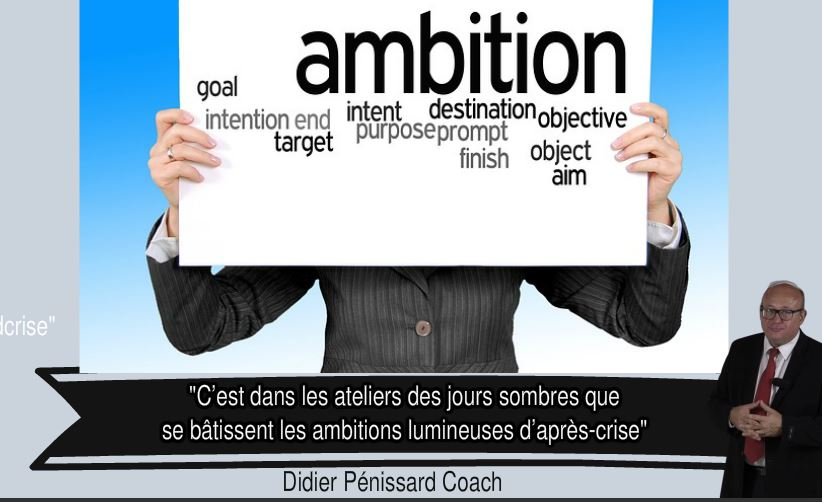 citation réaliser ses ambition