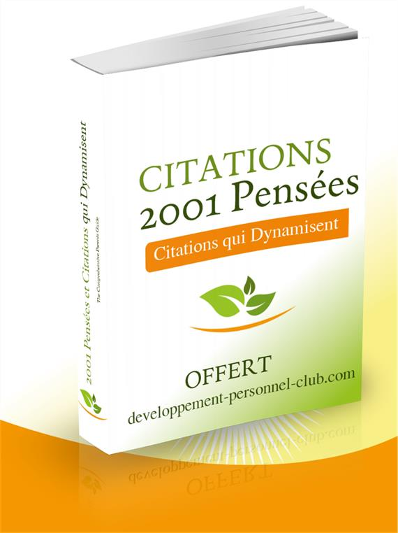Livre citations