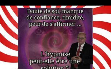 timidité hypnose solution