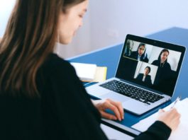 Visioconférence comment préparer votre intervention