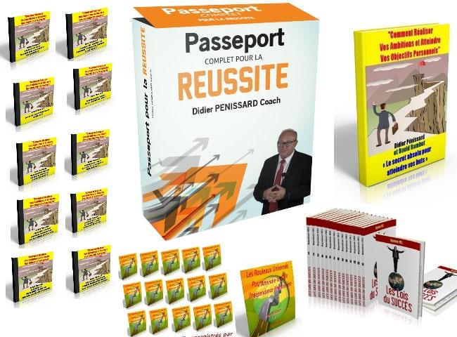 Le passeport pour votre réussite